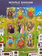 NOVRUZ HOLIDAY 2020 Azerbaijan Stamps Azermarka - Azerbeidzjan