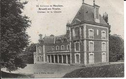 78. CPA. Yvelines. Environs De Meulan. Brueil-en-Vexin. Château De La Chartre - Meulan