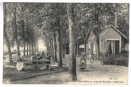 CHATEAU THIERRY - Terrasse Du Vieux Château - Loge Du Gardien, La Buvette - Chateau Thierry