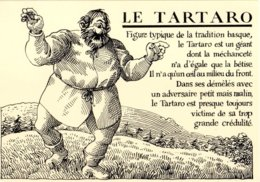 CPM  -  Le Panthéon Pyrénéen -  LE TARTARO  - N°2  De La Série - Tirage 1000 Ex - Carterie Occitane Toulouse - Märchen, Sagen & Legenden