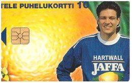 Finland Phonecard TELE P40 - Finlandia