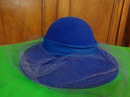 Chapeau Bleu - Headdresses, Hats, Caps