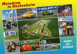 MOTOR RACING - AUTOMOBILISMO - CIRCUITO - AUTODROMO - MOTODROMO DI HOCKENHEIM - N 975 - Automovilismo