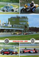 MOTOR RACING - AUTOMOBILISMO - CIRCUITO - AUTODROMO - MOTODROMO DI BRNO - N 972 - Automovilismo