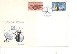 Cuba ( FDC De 1965 à Voir) - FDC