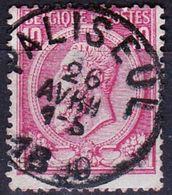 N° 46 OBL .PALISEUL   TRES BON ETAT - 1884-1891 Léopold II