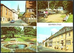 D6929 - TOP Gehren - Bild Und Heimat Reichenbach - Gehren