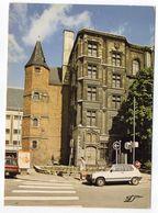 LILLE --1986-- Le Palais Rihour -Palais Des Ducs De Bourgogne  -petite Animation--voiture  Renault 5-Beau Plan..à Saisir - Lille