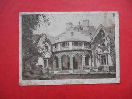 Peterhof 1920-th Cottage. Russian Postcard - Rusland