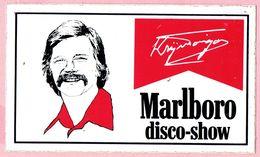 Sticker - Marlboro - Disco-show - Stickers