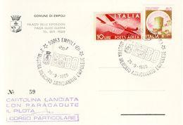 ITALIA 1980 - 2°MOSTRA MERCATO ARTIGIANATO EMPOLESE.CORSO PARTICOLARE. - Stamps