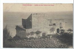 FUENTERRABIA : Castillo De San Telmo O De Higuer - España