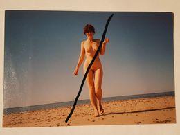 Photo Vintage Par Le Photographe V. Lavrinovich. Original. Érotique. Fille Nue - Non Classificati