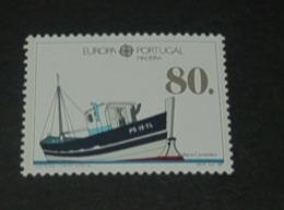 K32155 -stamp  MNh Portugal - Madeira 1988  - SC. 122 - CEPT - Europa - Boat - Europa-CEPT