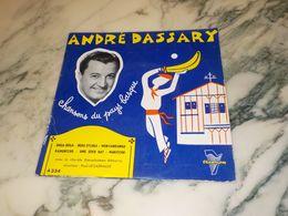 45 TOURS  CHANSON BASQUE  ANDRE DASSARY BOGA BOGA - Vinyl Records