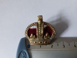 GB WWI-II Insigne Staff Colour Sergeant - Army