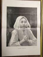 1906 ILL PREMIERE COMMUNION JEAN BRUNET - Collections