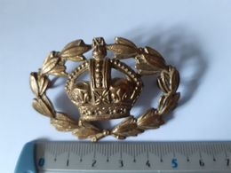 GB WWI-II Insigne Regimental Quarter Master Sergeant - Army