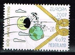 Niederlande 2007,Michel# 2513 O  Europa (C.E.P.T.) 2007 - Scouting - 1980-... (Beatrix)