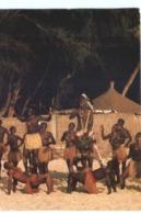 CARTE POSTALE - REPUBLIQUE DU SENEGAL - FOLKLORE SENEGALAIS - Sénégal