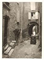 ANNONAY Rue Des Jardins A Gauche Orphelinat Des Soeurs Trinitaires 1929 - Old Paper