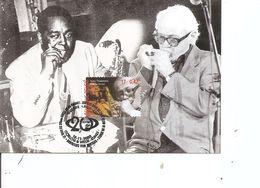 Musique - Harmonica - Toots Thielemans ( CM De Belgique De 2000 à Voir) - Musique