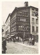 MACON La Maison De Bois  1929 - Old Paper