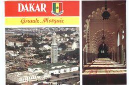 CARTE POSTALE - SENEGAL - GRANDE MOSQUEE DE DAKAR - Sénégal