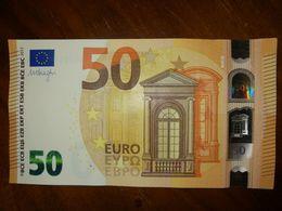 50€ Italy Draghi S033B1/SE2551551346 - EURO