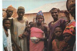 CARTE POSTALE - NIGERIA - MARCHE AU NORD DU NIGERIA - Nigeria