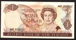 NUOVA ZELANDA (NEW ZEALAND) : 1 Dollar 1985-89  - P169b  -  XF - New Zealand
