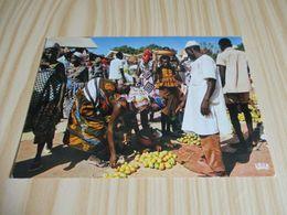 Afrique - Marché Africain. - Cartoline