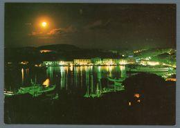 °°° Cartolina - Ischia Al Chiaro Di Luna Nuova °°° - Napoli