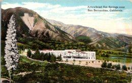 California San Bernardino Arrowhead Hot Springs Curteich - San Bernardino