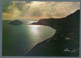 °°° Cartolina - Ischia Spiaggia Del Maronti Tramonto Nuova °°° - Napoli