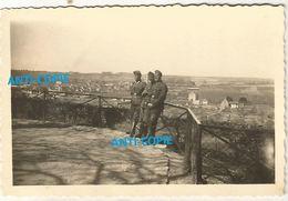 WW2 RARE PHOTO ORIGINALE Soldat Allemand à CHATEAUDUN EURE ET LOIR 28 - 1939-45