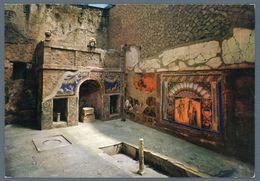 °°° Cartolina - Ercolano Casa Del Mosaico Di Nettuno E Anfidrite Nuova °°° - Ercolano