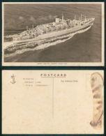 BARCOS SHIP BATEAU PAQUEBOT STEAMER [BARCOS # 02523 ] - ORIENT LINE RMS ORONSAY - Paquebots
