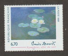 """Timbre  - 1999    -   N° 3247 -   Série  Artistique    """" Claude Monet  """"  -   Neuf Sans Charnière - Frankreich"""