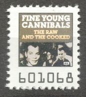 Fine Young Cannibals POP ROCK Music Album LP Vinyl Coupon LABEL CINDERELLA VIGNETTE USA 1990 The Raw & The Cooked - Musique