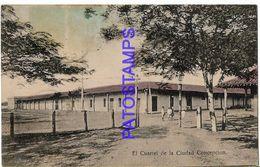 134997 PARAGUAY CONCEPCION EL CUARTEL DE LA CIUDAD POSTAL POSTCARD - Paraguay