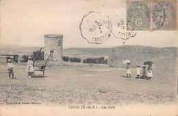 CPA Cabriès (B-du-R) - Les Aires - Autres Communes
