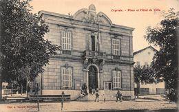 CPA Ceyreste - Place Et Hôtel De Ville - Altri Comuni