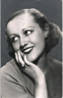 ARTIST - Pretty WOMAN FEMME Argentinian Actress Irma Cordoba - Photo PC Retouched By The Editorial Staff 1930' - Fotos Dedicadas