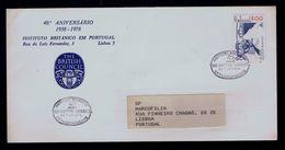Bristish Institut In Portugal 40 Anni. 1938-1978 Geography Tourisme Languages Cultures Sp6947 - Languages