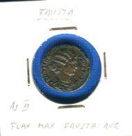 Fausta - 7. El Imperio Christiano (307 / 363)