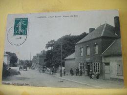 60 8127 CPA 1910 - 60 BRETEUIL. EMBt. BACOUËL. CENTRE, CÔTE DROIT - ANIMATION - Breteuil