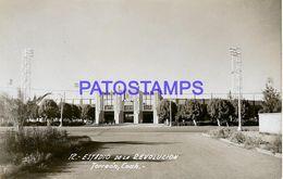 135040 MEXICO TORREON COAHUILA STADIUM ESTADIO DE LA REVOLUCION POSTAL POSTCARD - Messico