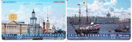 Phonecard   Russia. Saint - Petersburg. 200 Units - Rusland