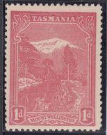 TASMANIA 1905 P.12.5 SG 250 Mint Hinged - 1853-1912 Tasmania